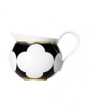 Для чая и кофе SIEGER by FÜRSTENBERG. Цвет: черный