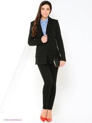 Пиджак Femme. Цвет: черный