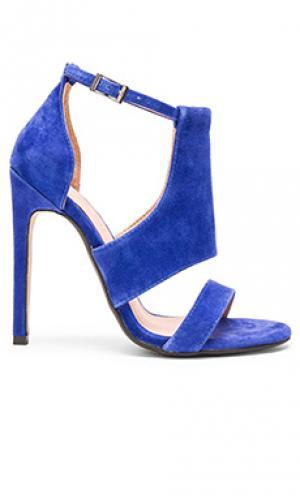 Обувь на каблуке memory JAGGAR. Цвет: королевский синий
