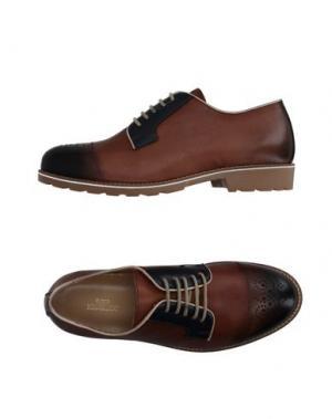 Обувь на шнурках FABIO MODIGLIANI. Цвет: коричневый