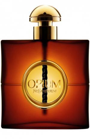 Парфюмерная вода Opium YSL. Цвет: бесцветный
