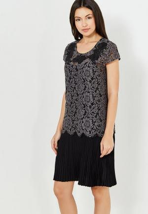 Платье Savage. Цвет: черный