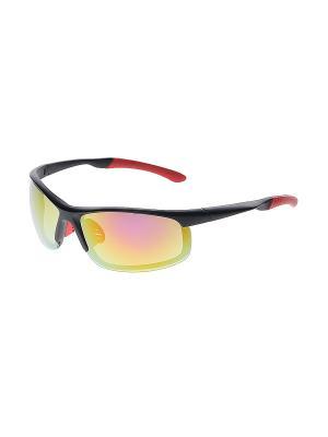 Очки солнцезащитные Infiniti. Цвет: красный, черный, фиолетовый