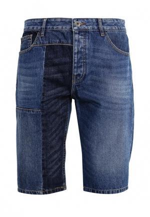 Шорты джинсовые Desigual. Цвет: синий