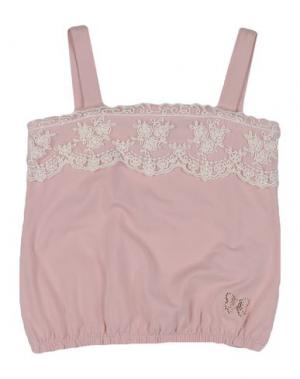 Блузка MINIFIX. Цвет: розовый