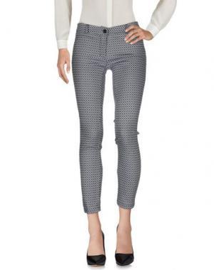 Повседневные брюки LES EPICES. Цвет: темно-синий