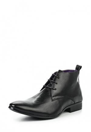 Ботинки Elong. Цвет: черный