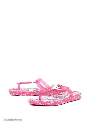 Пантолеты Ipanema. Цвет: розовый, прозрачный