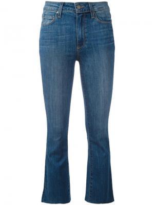 Расклешенные джинсы Colette Paige. Цвет: синий