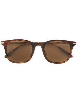 Square frame sunglasses Eyevan7285. Цвет: коричневый