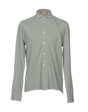 Pубашка BRYAN DAVIS. Цвет: серый