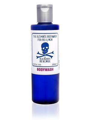 Гель для душа The BlueBeards Revenge 250 мл. Цвет: синий
