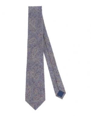 Галстук RODA. Цвет: голубиный серый