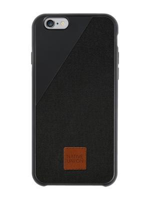 Чехол защитный для iPhone 6 , черный CLIC360 Native Union. Цвет: черный