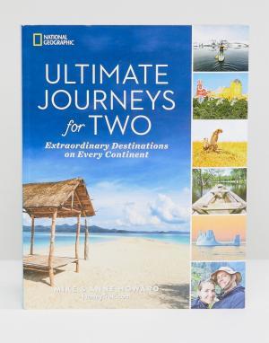 Books Книга-путеводитель Ultimate Journeys for Two. Цвет: мульти