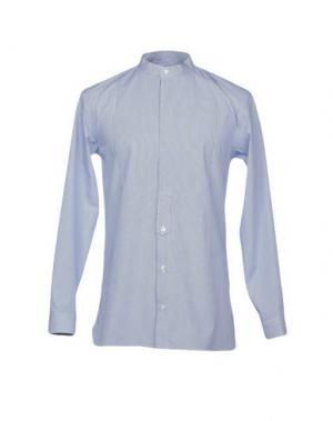 Pубашка CHOICE NICOLA PELINGA. Цвет: синий