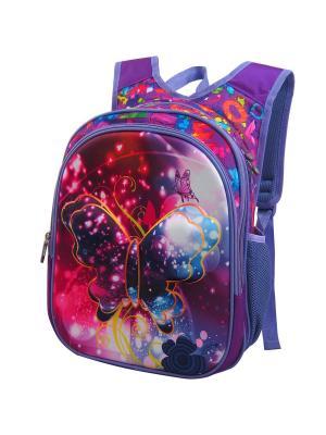 Рюкзак Stelz. Цвет: фиолетовый