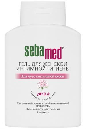 Средство для женской гигиены Sebamed. Цвет: none