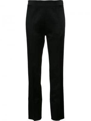 Классические брюки Roland Mouret. Цвет: чёрный