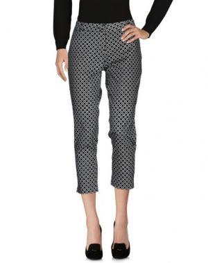 Повседневные брюки ANONYME DESIGNERS. Цвет: темно-зеленый