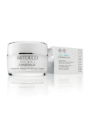 Крем интенсивное восстановлениеIntensive Regenerating Cream, 50мл ARTDECO. Цвет: белый