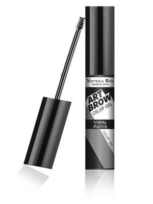 Стайлинг-гель для бровей Art Brow №180 Victoria Shu. Цвет: темно-бежевый