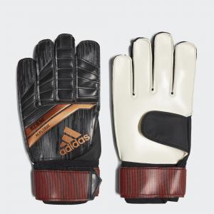 Вратарские перчатки Predator 18  Performance adidas. Цвет: красный