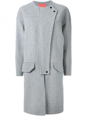 Пальто Advance Guard Manning Cartell. Цвет: серый
