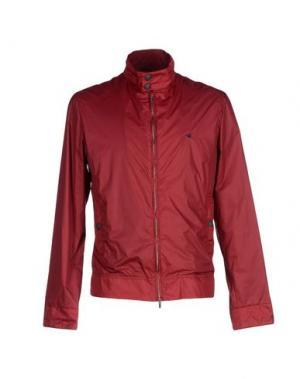 Куртка BROOKSFIELD. Цвет: пурпурный