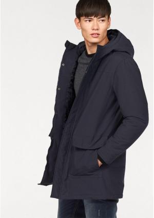 Куртка JOHN DEVIN. Цвет: темно-синий