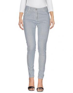 Джинсовые брюки ANDREA MORANDO. Цвет: черный