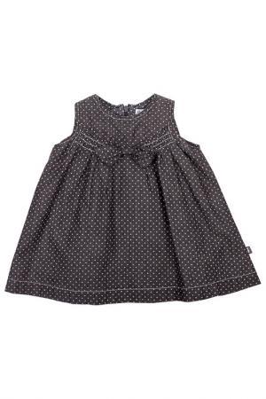 Сарафан Gulliver Baby. Цвет: серый