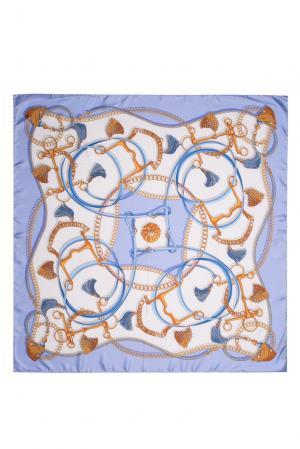 Шелковый платок 160155 P.jovian. Цвет: разноцветный
