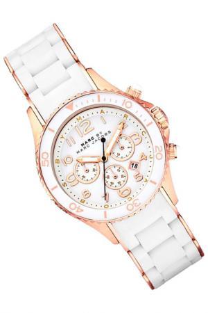 Часы Marc Jacobs. Цвет: gold, white