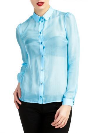 Рубашка Byblos. Цвет: синий