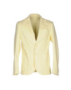 Пиджак IMB I'M BRIAN. Цвет: желтый