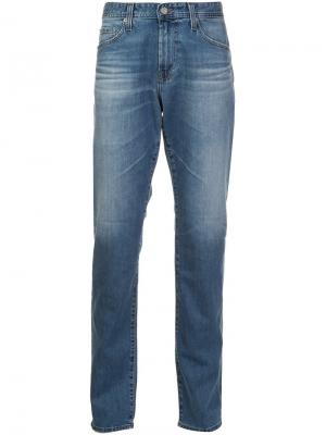 Джинсы  Graduate Ag Jeans. Цвет: синий