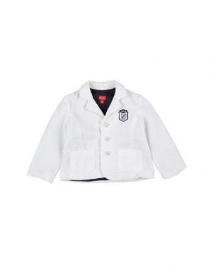 Пиджак U+É. Цвет: белый