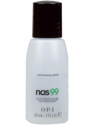 Opi Очищающее средство для ногтей с антисептическим эффектом Nail Cleansing Solution, 30 мл. Цвет: прозрачный