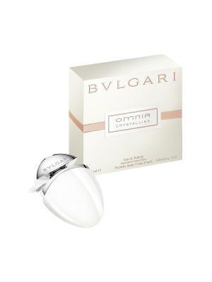 Omnia Crystalline lady edt 25 ml BVLGARI. Цвет: белый
