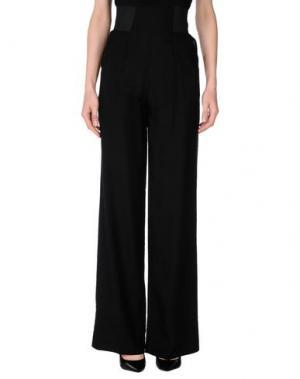 Повседневные брюки EMILIANO RINALDI. Цвет: черный