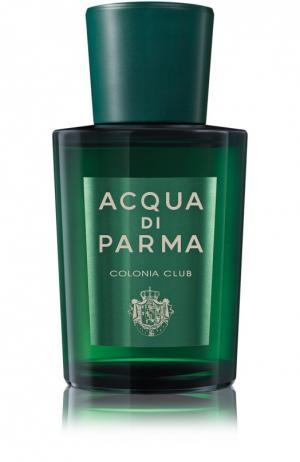 Одеколон Colonia Club Acqua di Parma. Цвет: бесцветный