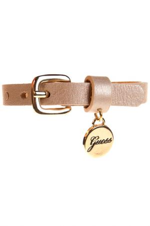 Bracelet Guess. Цвет: бежевый