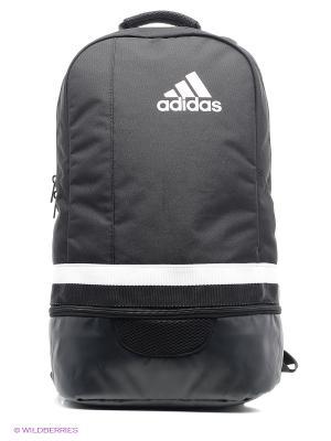 Рюкзак TIRO BP Adidas. Цвет: черный, белый