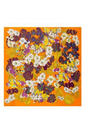 Шелковый платок 183362 Moltini. Цвет: разноцветный