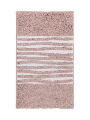 Коврик для ванной MORGAN 60x100 Aquanova. Цвет: розовый