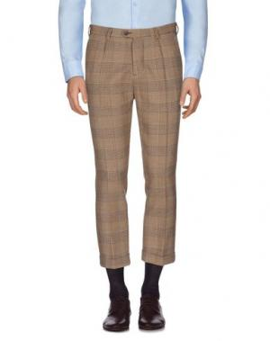 Повседневные брюки GUYA G.. Цвет: песочный