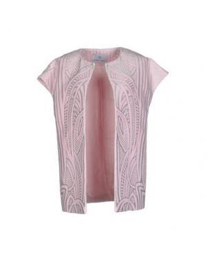 Пиджак DAIZY SHELY. Цвет: розовый