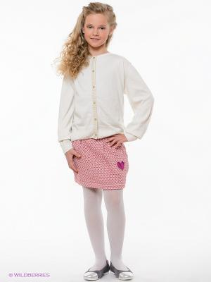 Юбка Agatha Ruiz De La Prada. Цвет: фуксия, бледно-розовый