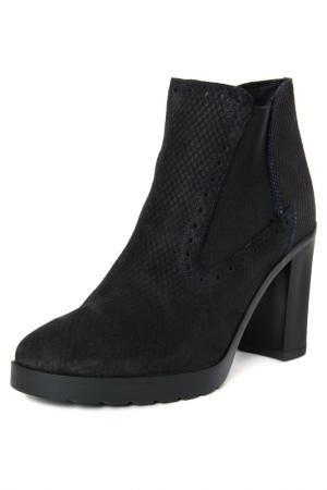Ankle boots GIANNI GREGORI. Цвет: black